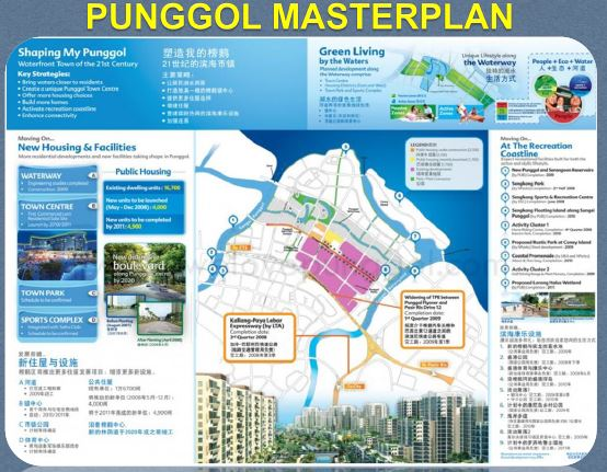 Waterwoods Ec Singapore Punggol Hdb Ec New Ec Launch 2015