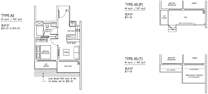 jewel at buangkok floor plan singapore private condo for