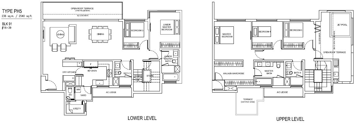 jewel at buangkok condo floor plan double storey ph 17 best ideas about double storey house plans on pinterest