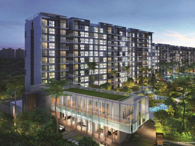 New Launch HDB EC The Visionaire