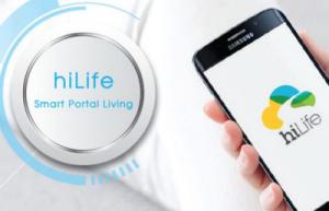 The Visionaire EC - Smart Home EC hiLife app