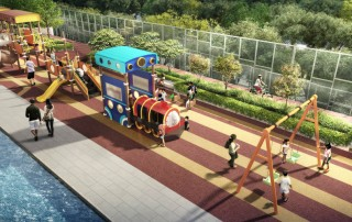Westwood Residences EC - Kid's Playground