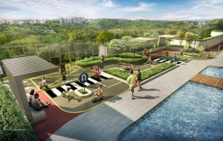 Westwood Residences EC - Kid's Traffic Garden