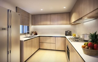 Westwood Residences EC - Kitchen