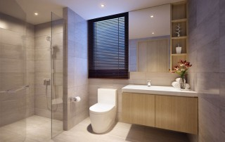 Westwood Residences EC - Master Bathroom