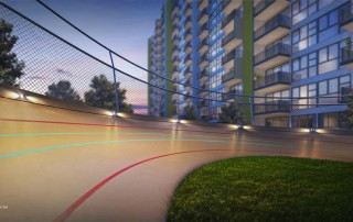 Westwood Residences EC - Velodrome (Close Up Creative Shot)